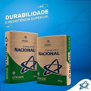 Cimento Nacional em Até 12 x no Cartão (entrega partir de 30 sacos) Lagoa do itaenga