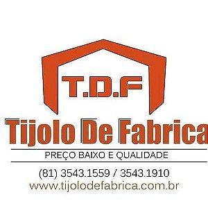 Tijolo 8 Furos direto de Fábrica tijolos de qualidade Amaraji