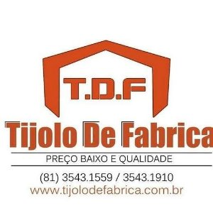 Tijolo 8 Furos direto de Fábrica tijolos de qualidade Angelim