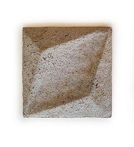 Revestimento sustentável  - Quadrato Angolare - 20 peças - 14 cm x 14 cm