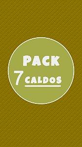 PACK - 07 CALDOS