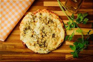 MINI PIZZA LOW CARB DE FRANGO