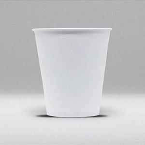 Copo de Papel Branco Biodegradável e Reciclável 180ml Caixa com 2000 Unidades