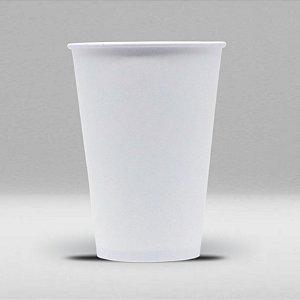 Copo de Papel Branco Biodegradável e Reciclável 300ml Caixa com 1500 Unidades