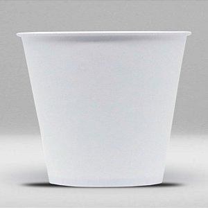 Balde de Papel Branco Biodegradável e Reciclável 1Litro Caixa com 500 Unidades