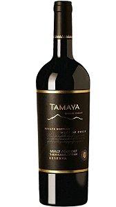 TAMAYA RESERVA MERLOT . 750ml