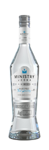 Vodka Ministry Silver 700ml