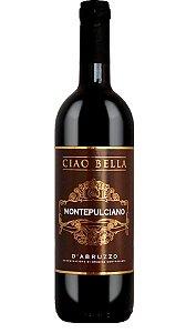 Ciao Bella Montepulciano Abruzzo 750ML