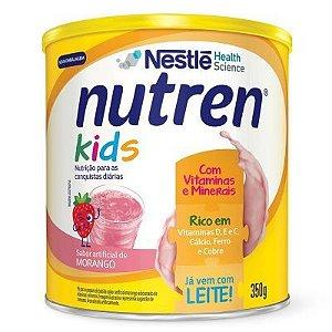 Nutren Kids 350g - Sabor Morango