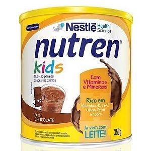 Nutren Kids 350g - Sabor Chocolate