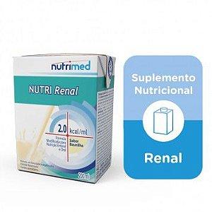 Nutri Renal 2.0 200ml - Sabor Baunilha