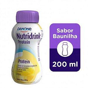 Nutridrink Protein 200ml - Sabor Baunilha