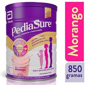 Pediasure Complete 850g - Sabor Morango