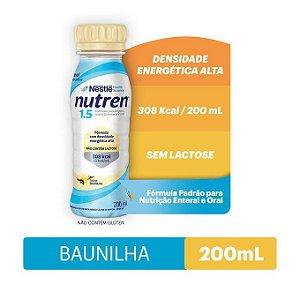 Nutren 1.5 200ml - Sabor Baunilha