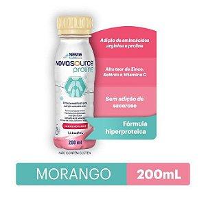 Novasoure Proline 200ml - Sabor Morango