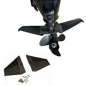 Hidrofólio Estabilizador Para Motor 50hp Ou Maior Lancha