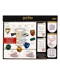 Planner Semanal Harry Potter