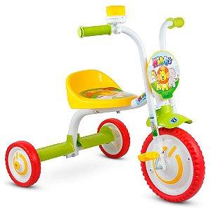 Triciclo Nathor Infantil Aluminio Kids