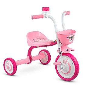 Triciclo Nathor Infantil Aluminio You 3 Girl