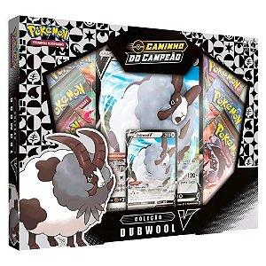 Jogo Pokémon Copag Caminho Do Campeão Dubwool V 6 Boosters