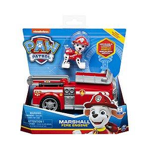 Patrulha Canina Veículo Básico Marshall - Sunny Brinquedos
