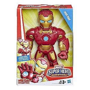 Boneco Homem de Ferro Super Hero Marvel Iron Man