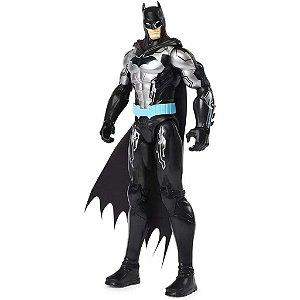 Boneco Batman Traje High Tech Dc Comics 30 Cm