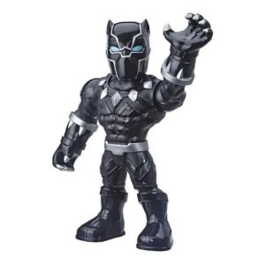 Boneco Pantera Negra Vingadores Super Hero Avengers Hasbro