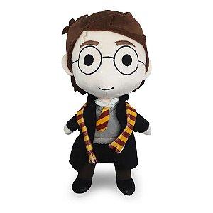 Boneco Infantil Pelúcia Harry Potter Baby Brink