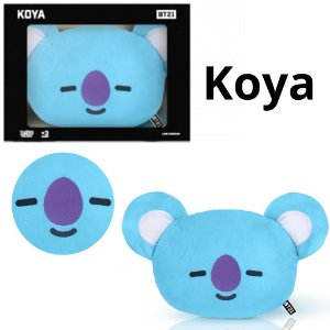 Almofada Decorativa Bts Koya Bt21 Line Friends