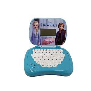 Laptop Infantil Frozen 2 Bilíngue Candide