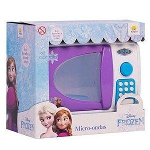 Microondas Frozen Com Luz E Som Disney Original