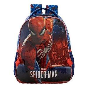 Mochila Costas Infantil G  Homem Aranha Spider  9482 Xeryus