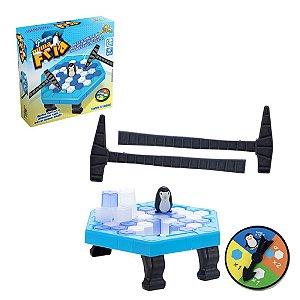 Jogo Pinguim Game Quebra Gelo Brinquedo Interativo Divertido
