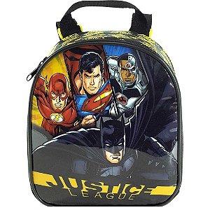 Lancheira Infantil Liga Da Justiça Task Force Batman 8864