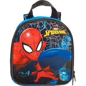 Lancheira Escolar Homem Aranha Spider Man Haste Xeryus 8684