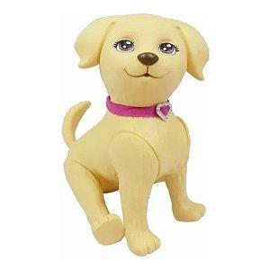 Barbie Pet Shop Cachorrinha Taff c/ Acessórios Banho Pupee