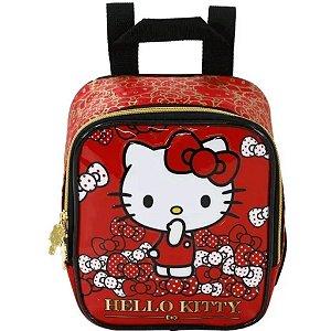 Lancheira Hello Kitty Bow Bow Infantil Xeryus 7854