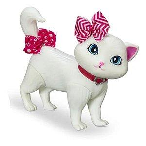 Barbie Pet Shop Gatinha Fashion Blissa c/ Acessórios Pupee