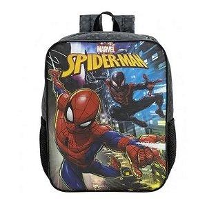 Mochila De Costas G Homem Aranha Spider Man Xeryus 8672