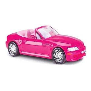 Carrinho Roadster Conversível P/ Boneca Barbie Monster High