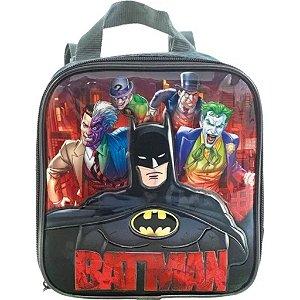 Lancheira Batman Infantil Xeryus 8844