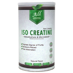 Iso Creatine ( 400G ) All Green Labs