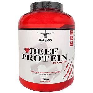 Beef Protein (2KG - Proteína Da Carne )  Best Body Sports