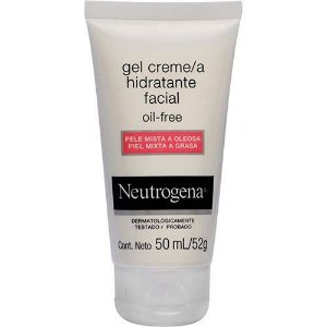 Hidratante Facial gel creme oil free Neutrogena