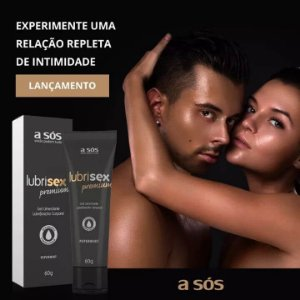 Lubrificante Lubrisex Premium 60g