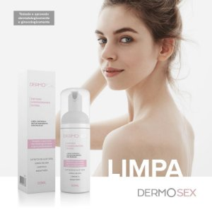 Espuma Higienizadora Íntima Dermosex 50ml
