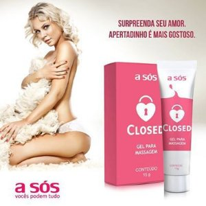 Closed gel Adstringente 15g