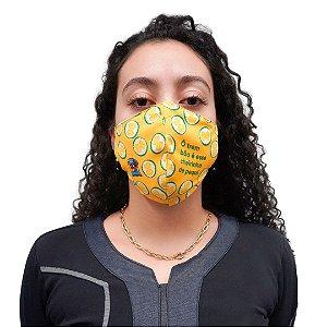 Máscara Pequi Rensga