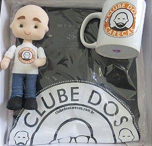 Kit parcial Clube dos Carecas